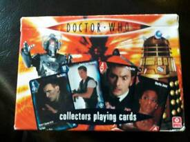 Doctor Who Cards Packs