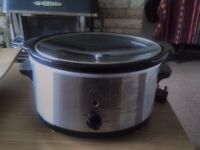 Never used excellent slow cooker for sale