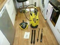 Karcher K4 Premium Full Control Home Pressure Washer brand new unboxed