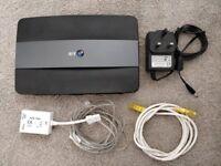 BT Smart Hub (Home Hub 6) Dual Band Wireless 2.4 & 5 Ghz