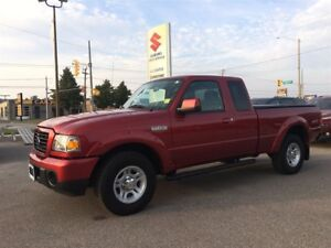 2009 Ford Ranger Sport Super Cab ~Low Km ~4.0L ~Side Steps ~Tonn