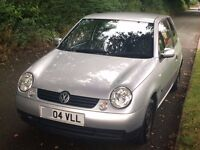 VW Volkswagen Lupo 1.0 silver 2004