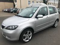 MAZDA 2 , 2007 / 1.4 PETROL / SERVICE HISTORY / 1 YEAR MOT / PERFECT CONDITION / CLEAN CAR £1445