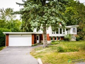 475 000$ - Maison à paliers multiples à vendre à Mont-St-Hila