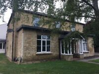 1 Bed unfurnished flat in Waterbeach, north of Cambridge CB25 9HT, close to the station