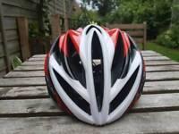 MET M84 Forte 52-59 cm medium road cycle helmet