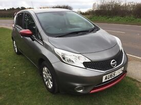 Nissan Note 1.5 Diesel, Only 18k miles, Free Tax, Sat Nav, Mint Condition