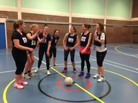 Back to netball sessions - Clapham South