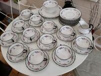 Vintage china set