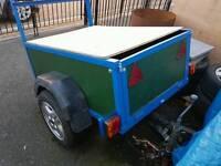 5x4 trailer