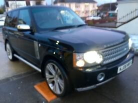 LANDROVER RANGE ROVER VOGUE V8 2008 GREAT CAR TOTAL BARGAIN CAN DELIVER ANYWHERE AT COST
