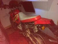 Xstream 200cc motorcycle spares or repair project