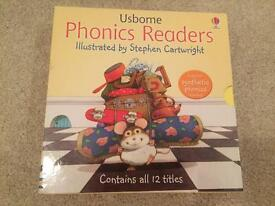 Usbourne Phonics Books
