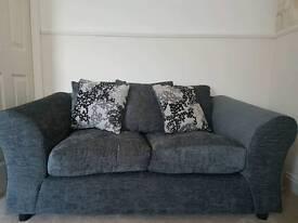 3+2 Sofa - Charcoal