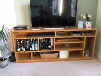 Bespoke handmade TV unit