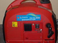 AG-HA-950D generator Max Output (Watts): Less than 2,000