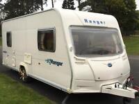 2008 Bailey Ranger 500/5 - Series 5 - 5 berth family caravan