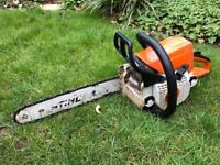 *SOLD* Stihl MS 250 Petrol Chainsaw *SOLD*