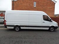 Man And Van For Hire/Single Items/Light Removals/Student moves/Job Relocations / Local And National