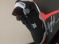 Air Jordan 4 Retro!