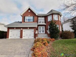 499 000$ - Maison 2 étages à vendre à Mont-St-Hilaire