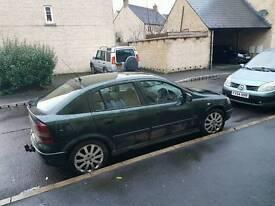 Vauxhall Astra 1.8 sxi
