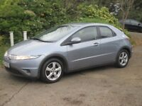 beautiful 2008 honda civic 1.4 low miles,6 months warranty