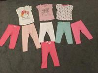 Girls Various bundles of clothes - Age 2-3 & 3-4 - Worn but in great condition