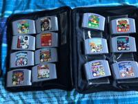 Nintendo 64 games bundles