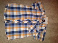 Boys Quiksilver shirt age 6 - 7
