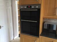 Bosch double oven