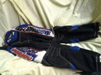 No fear motocross trousers kids size , good condition £15