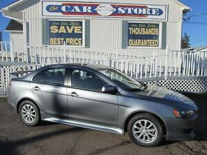 2012 Mitsubishi Lancer SE!! SUNROOF!! HEATED SEATS!! BLUE TOOTH!