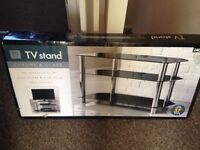 Brand New Glass Tv Unit