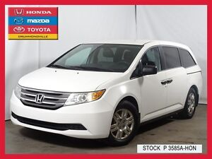 2011 Honda Odyssey LX+7 PASSAGERS+A/C+CLEAN CAR+++