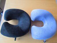2 New Travel Pillows