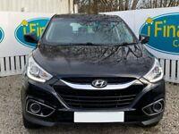 CAN'T GET CREDIT? CALL US! Hyundai ix35 1.7 CRDi S, 2014, Manual - £200 DEPOSIT, £59 PER WEEK
