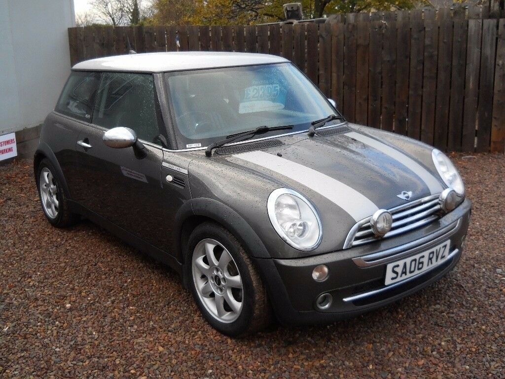 Mini Cooper Park Lane Limited Edition 2006 1 6 Ltr Petrol Service History Year Fresh Mot