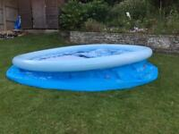 Bestway paddling pool 10ft