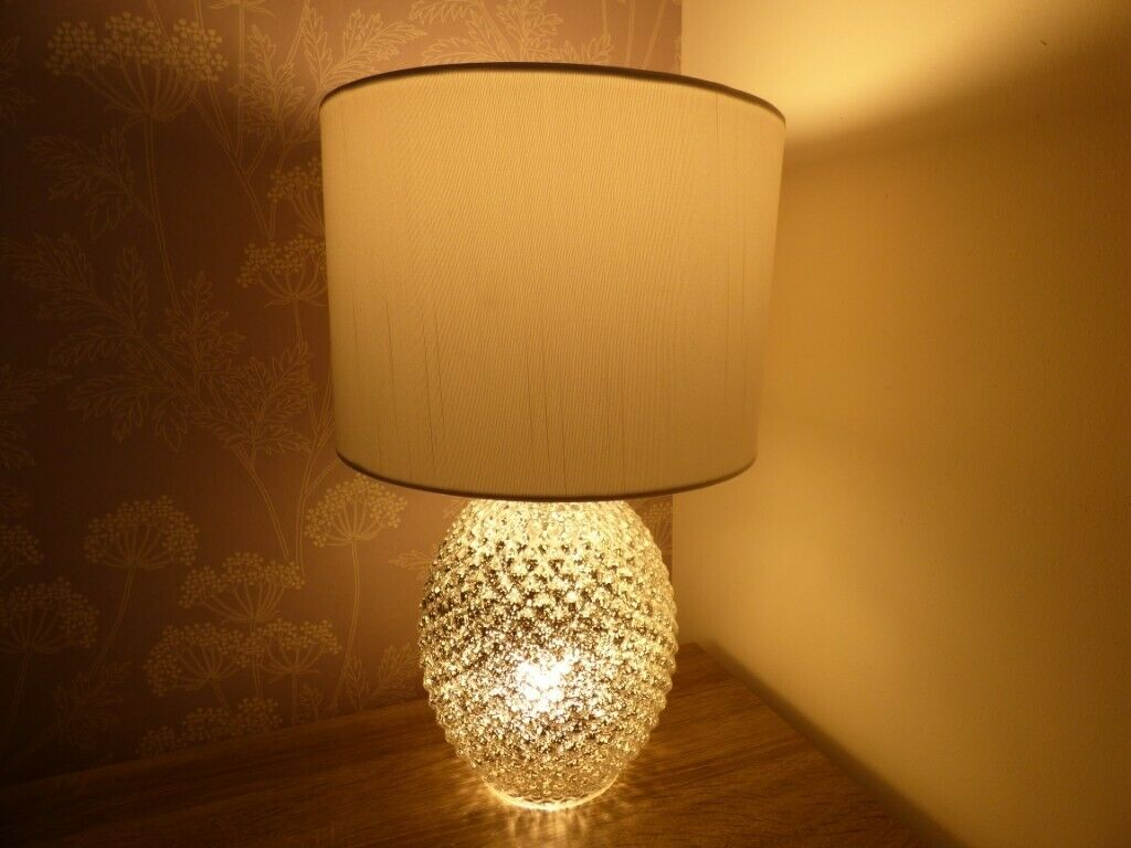 Next Glamour Lamps X2 In Spalding Lincolnshire Gumtree