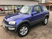 TOYOTA RAV4 2.0 PETROL HEAT LTD EDITION # 12 MONTHS MOT # TIDY 4x4 # RECENT CLUTCH CHANGE # CAT C
