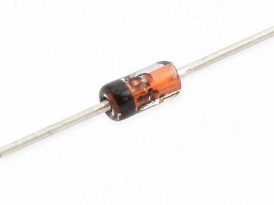 25pcs On Semiconductor 1n5253b 1n5253 Zener Single Diode 25 V 500 Mw Do-35