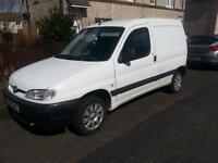 2001 Peugeot Partner for spares or repair