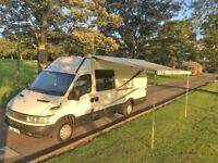 Iveco Daily 35S14 Campervan / Motorhome / Race Van