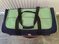 Fearnley Holiday Holdall With Wheels -See Photographs-Excellent Condition