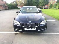 Bmw 520d se step automatic showroom condition low milage 11000 granted with all paper work