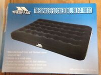 Trespass Double Flocked Airbed