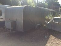 Brian James Amax trailer with GT cover