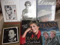 Princess Diana Hardbacks for sale