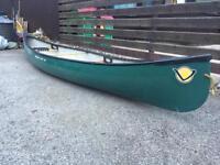 Canadian Canoe, Venture Prospector 15ft
